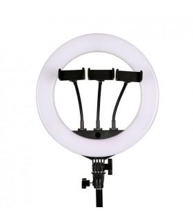 رينگ لايت HQ 14N LED Soft Ring Light 14″ with Remote