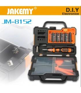 ست پیچ گوشتی JAKEMY JM-8152