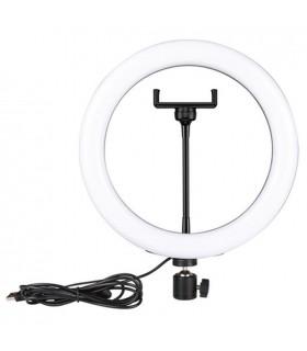 رينگ لايت Ring light MJ33 13 inch RGB