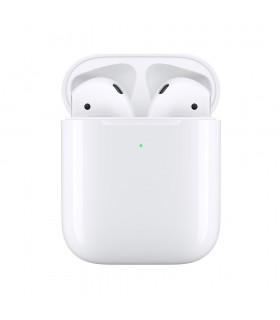 ایرپاد 2 هندزفری بلوتوث نسل 2 اپل با قابلیت شارژ بیسیم