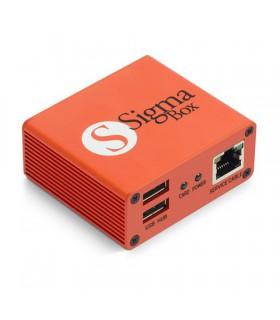 باکس sigma همراه کابل