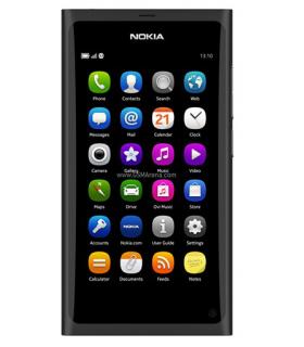 تاچ و ال سی دی Nokia N9
