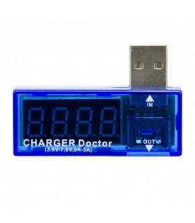 تستر شارژ و جریان Charger Doctor