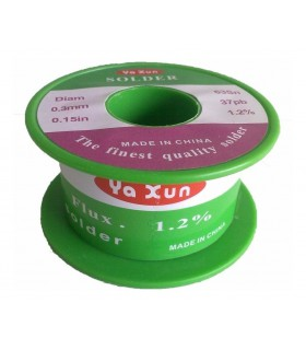 سیم لحیم 0.3MM مدل Yaxun