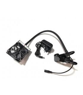 فن دودگیر مدل M2 دارای LED