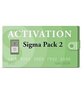 اکتیویشن Sigma Box Pack 2