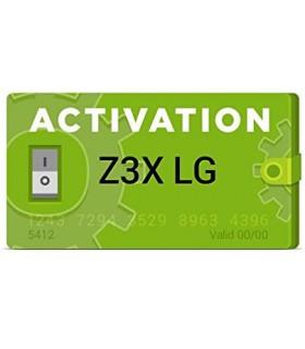اکتیویشن ال جی باکس Z3X