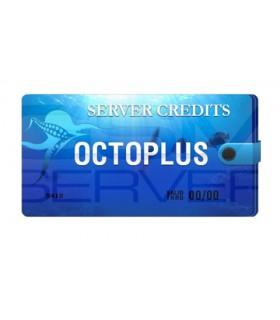 پک ۱۰۰ عددی کریدیت Octopus