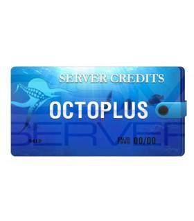 پک ۲۰۰ عددی کریدیت Octopus