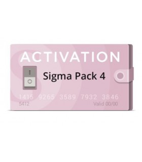 اکتیویشن sigma Box pack 4
