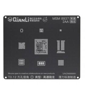 شابلون 3D مدل QianLi MSM 8937-2AA