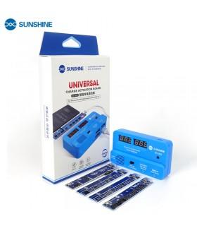 دستگاه تست و شاررژ و شوک باتری مدل Sunshine SS-909