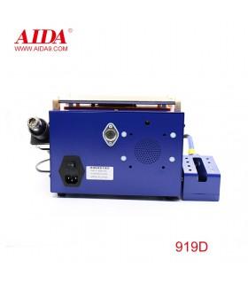 ابزار تعمیرات موبایل هیتر سشوار صنعتی دیجیتال SDL-8611