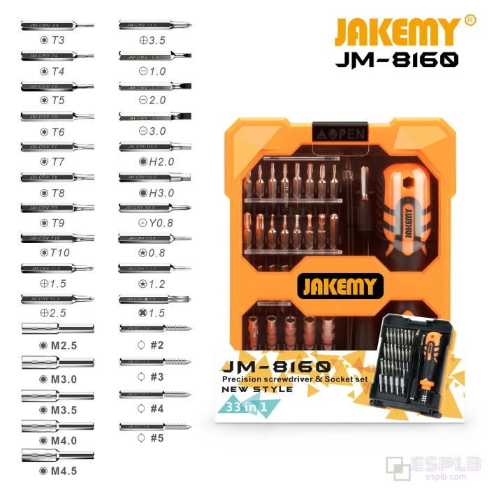 JAKEMY JM-8160
