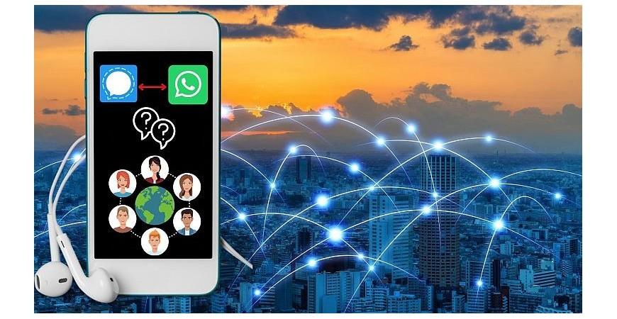 پاسخ به ۵ سوال رایج در مورد سیگنال؛ جایگزین پیامرسان واتساپ چه ویژگیهایی دارد؟