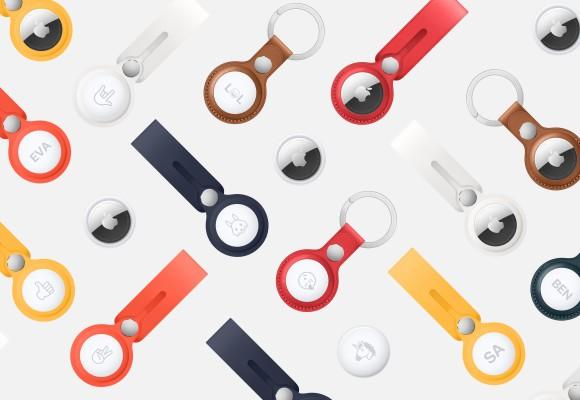 اپل از لوازم جانبی متنوعی برای ردیاب ایرتگ رونمایی کرد