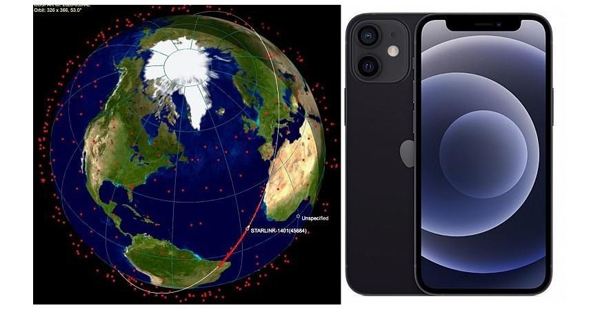 تحول انقلابی در آیفون ۱۳؛ اپل قابلیت اتصال به اینترنت ماهوارهای را اضافه میکند؟