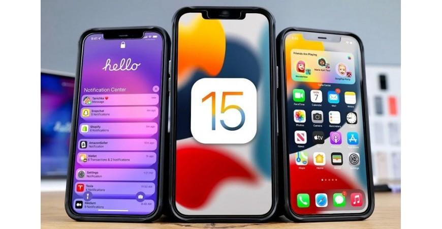میزان استقبال کاربران از iOS 15 همچنان کمتر از نسخه پیشین است