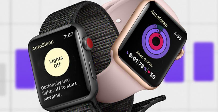 آموزش نحوه استفاده از ردیاب خواب Apple Watch